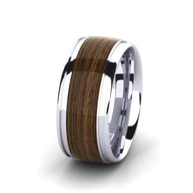 Men's Ring Peaceful Sea 10 mm