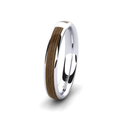 Men's Ring Peaceful Step 4 mm