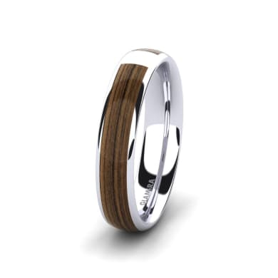 Men's Ring Peaceful Step 5 mm