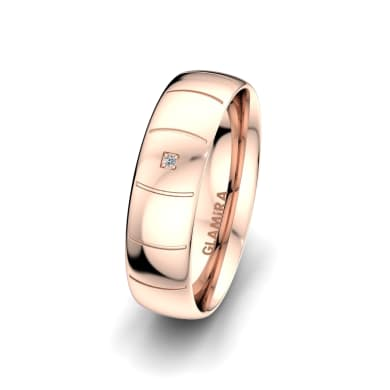 Men's Ring Immortal Pretty 6 mm