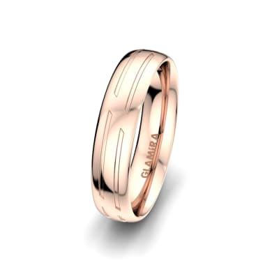 Men's Ring Attractive Beauty 5 mm