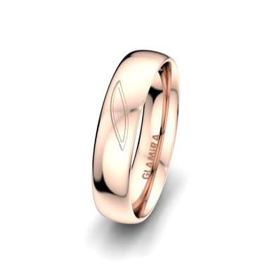 Men's Ring Fever Letter 5 mm
