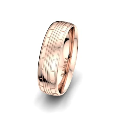 Men's Ring Heavenly Couple 6 mm