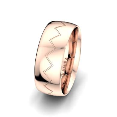 Men's Ring Unique Harmony 8 mm