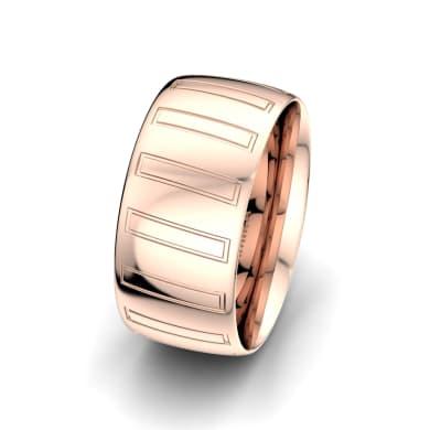 Men's Ring Unique Star 10 mm