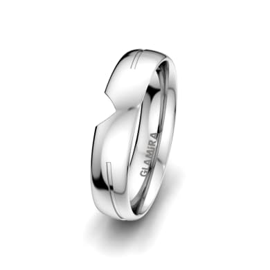 Men's Ring Pretty Wake 5 mm