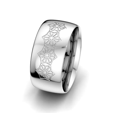 Men's Ring Magic Touch 10 mm