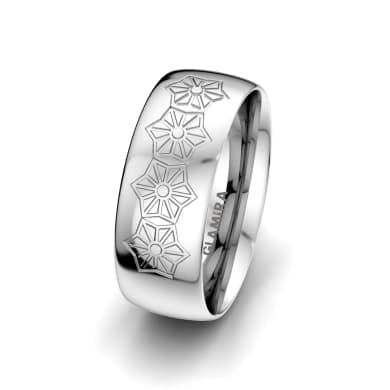 Men's Ring Magic Touch 8 mm