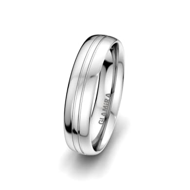 Men's Ring Essential Route 5 mm