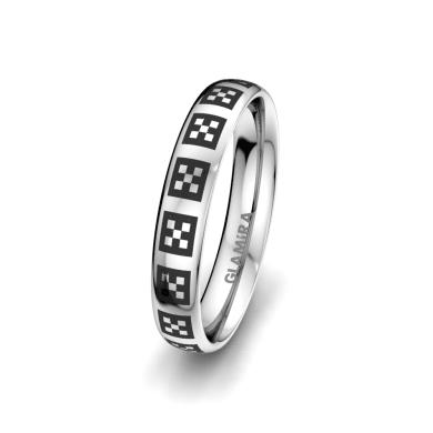 Men's Ring Pure Garden 4 mm