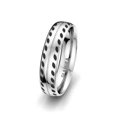 Men's Ring Immortal Sparkle 5 mm