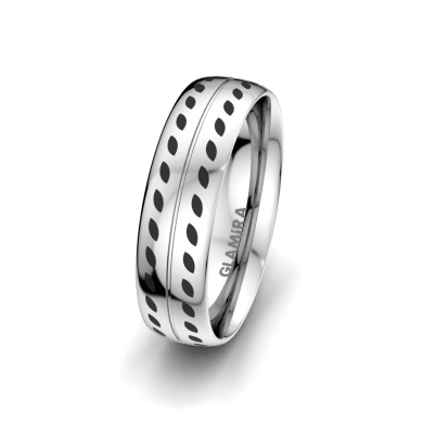 Men's Ring Immortal Sparkle 6 mm