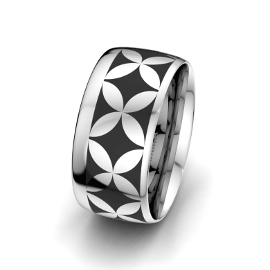 Men's Ring Essential Luxry 10 mm