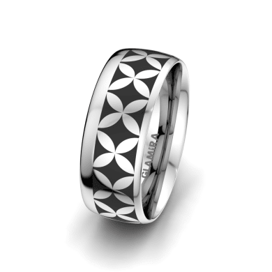 Men's Ring Essential Luxry 8 mm