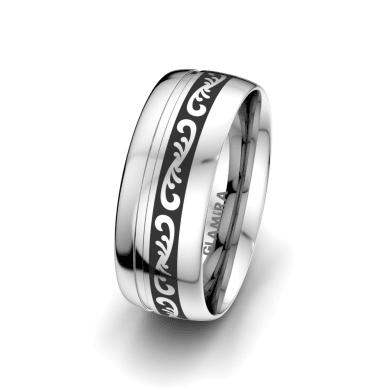 Men's Ring Essential Gift 8 mm