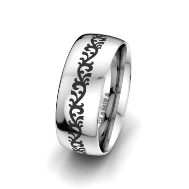 Men's Ring Essential Beauty 8 mm