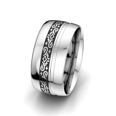 Men's Ring Essential Light 10 mm