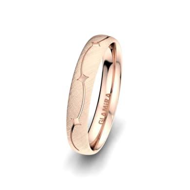 Men's Ring Pure Way 4 mm