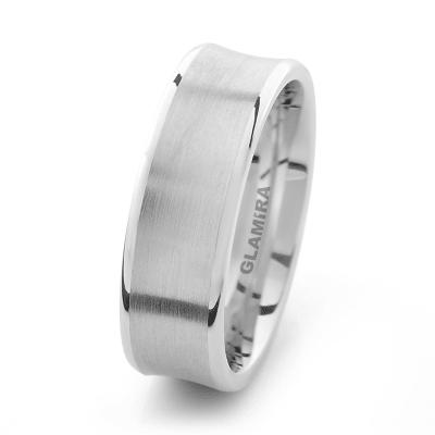 Herrenring Silver & Design Elegant