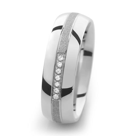 Damenring Silver & Design Chic