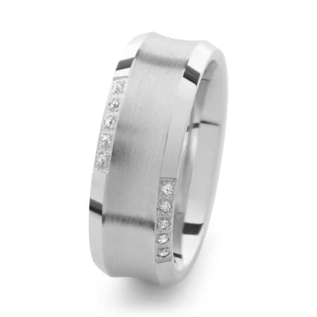Damenring Silver & Design Delicate