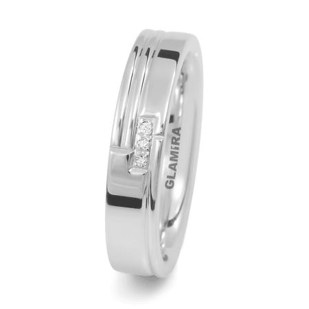 Damenring Silver & Diamonds Passion