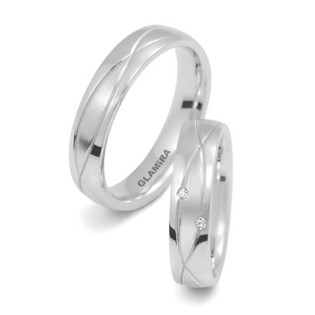 Silver & Diamonds Touch