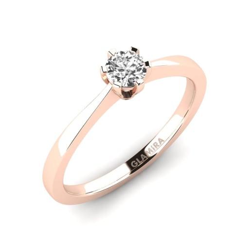 c329c86c061f Compre 585 Oro Rosa - Anillos de compromiso | GLAMIRA.es