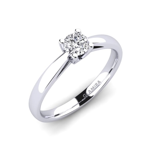 förlovningsring en sten