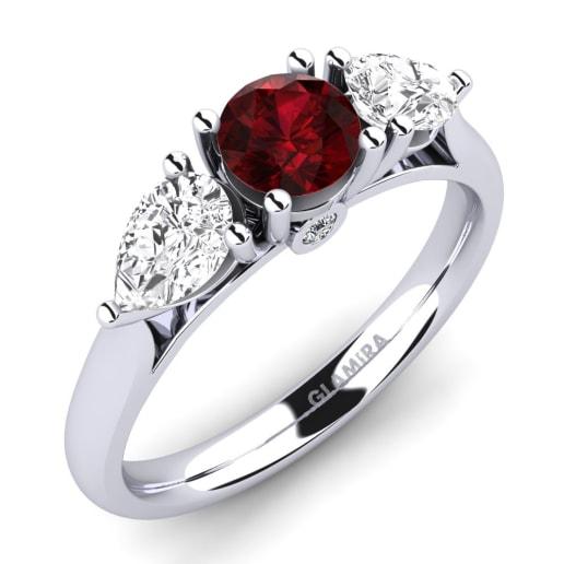 c45295a46 Kúpiť Granát - Diamantové prstene | GLAMIRA.sk
