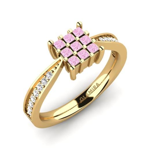 001bc4e389d5 Pedir Diamante Rosa - Anillos De Diamante Coloreados