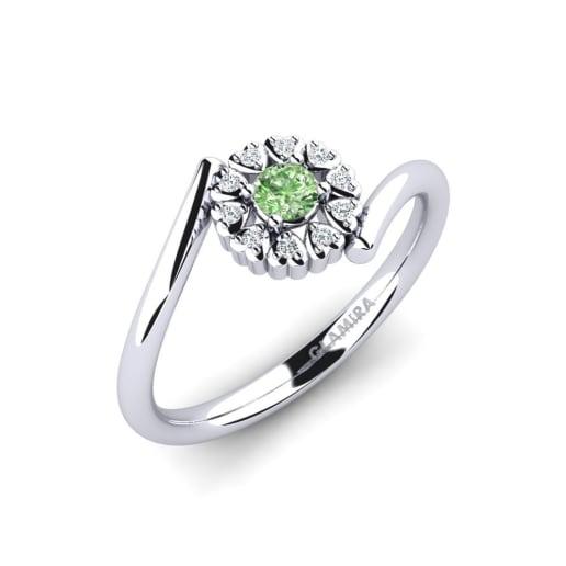 eb9404447 Kúpiť Zelený diamant - Zásnubné prstene | GLAMIRA.sk