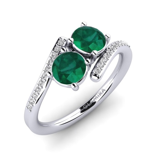 a63b38843 Buy Emerald - Engagement Rings | GLAMIRA.is