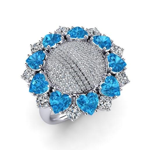 GLAMIRA Ring Auburn