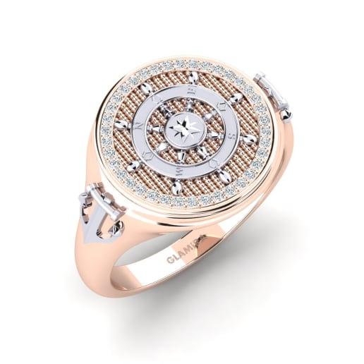 GLAMIRA Ring Bastiodon