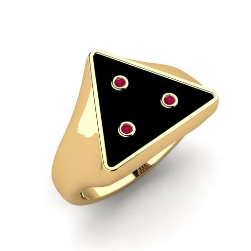 GLAMIRA Ring Wurst