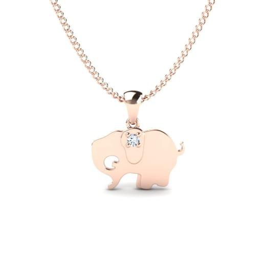 GLAMIRA Pendant Elephant