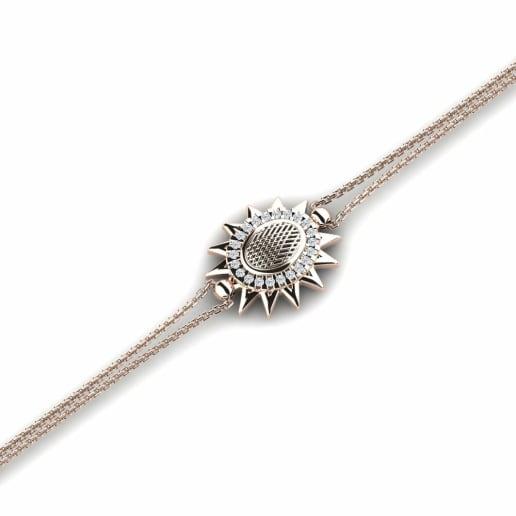 GLAMIRA Bracelet Abecedaire