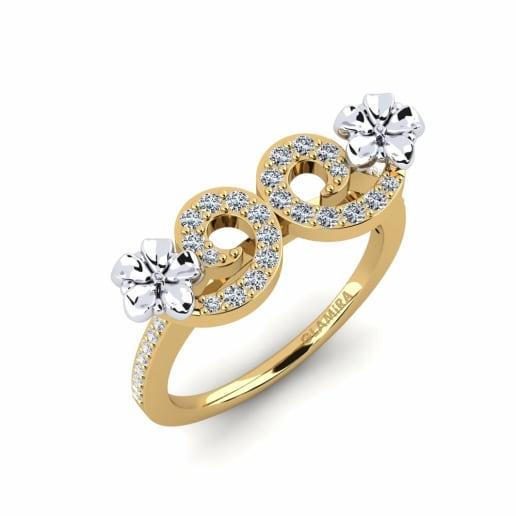 GLAMIRA Ring Abricotierr