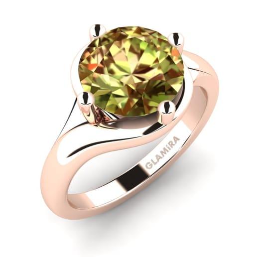 GLAMIRA Gyűrű Alfrida 3.0 crt