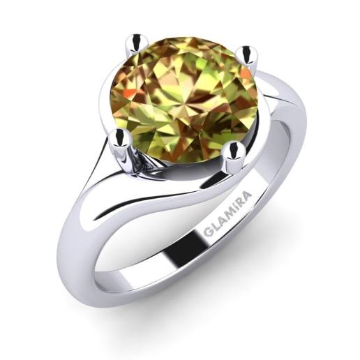 GLAMIRA Ring Alfrida 3.0 crt
