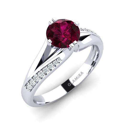 GLAMIRA Gyűrű Alisha
