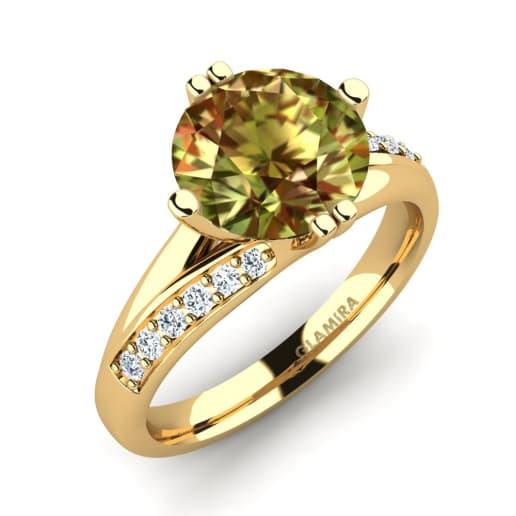 GLAMIRA Ring Alisha 3.0crt