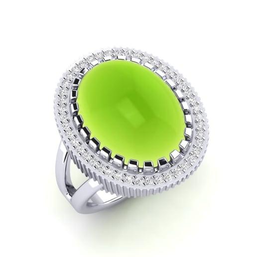 GLAMIRA Ring Alzbeta