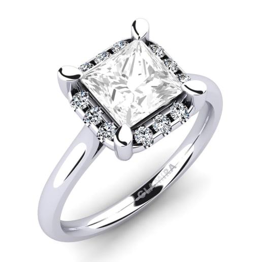 GLAMIRA Ring Amay 1.25 crt