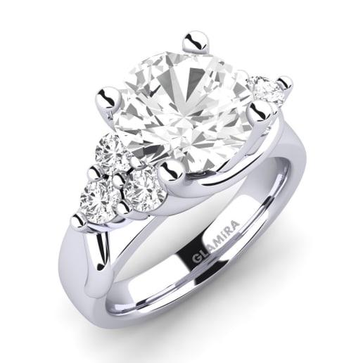 GLAMIRA Ring Amaya 3.0 crt