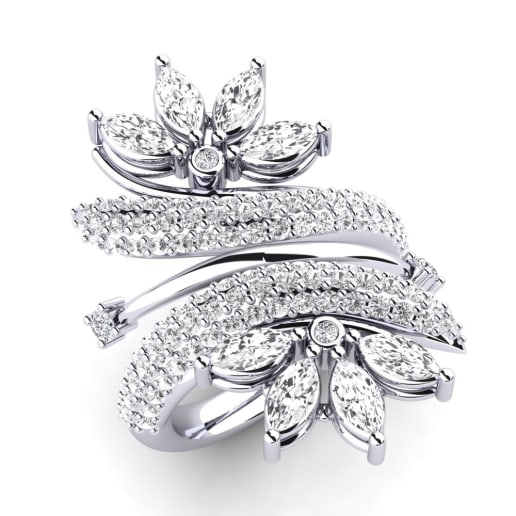 GLAMIRA Gyűrű Anda
