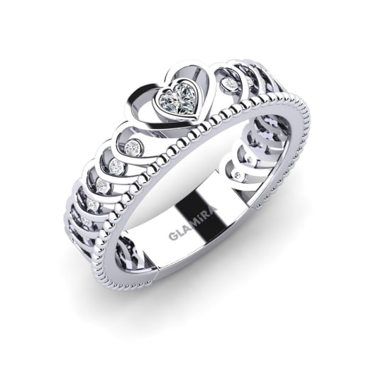 GLAMIRA Gyűrű Angell