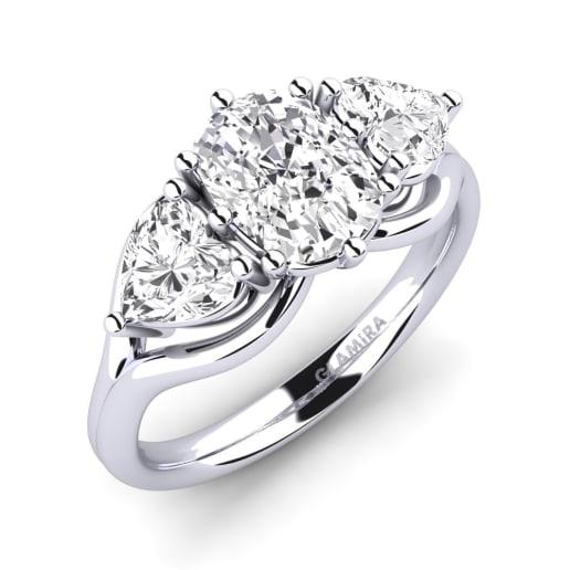 GLAMIRA Ring Aquene