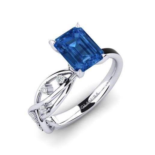 GLAMIRA Ring Aracelis - Emerald